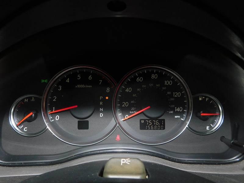2009 Subaru Outback AWD 2.5i Limited 4dr Wagon 4A - Philadelphia PA