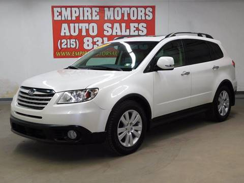 2008 Subaru Tribeca for sale in Philadelphia, PA