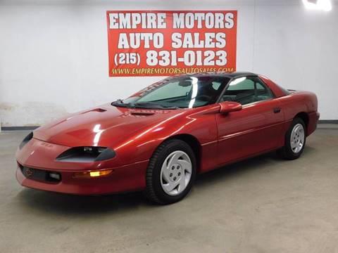 1996 Chevrolet Camaro for sale in Philadelphia, PA