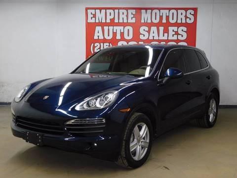 2011 Porsche Cayenne for sale in Philadelphia, PA