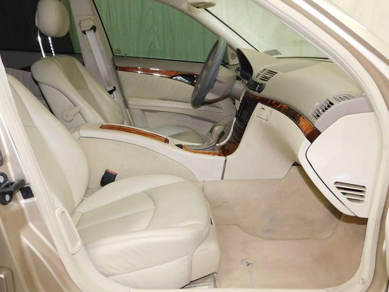 2005 Mercedes-Benz E-Class AWD E 500 4MATIC 4dr Sedan - Philadelphia PA