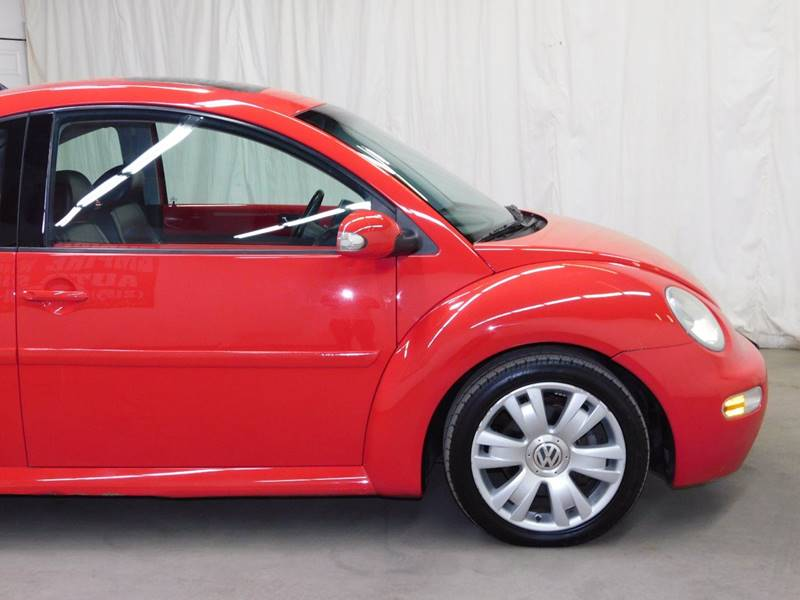 2003 Volkswagen New Beetle 2dr GLS 1.8T Turbo Hatchback - Philadelphia PA