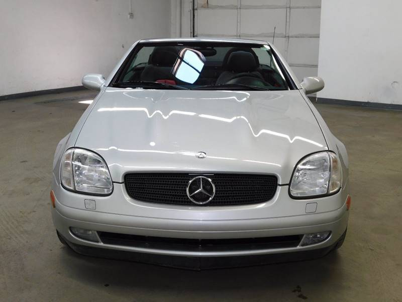 1998 Mercedes-Benz SLK SLK 230 Supercharged 2dr Convertible - Philadelphia PA