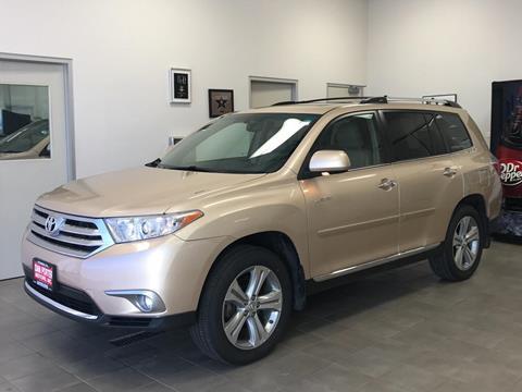 2012 Toyota Highlander For Sale >> 2012 Toyota Highlander For Sale In Dickinson Nd