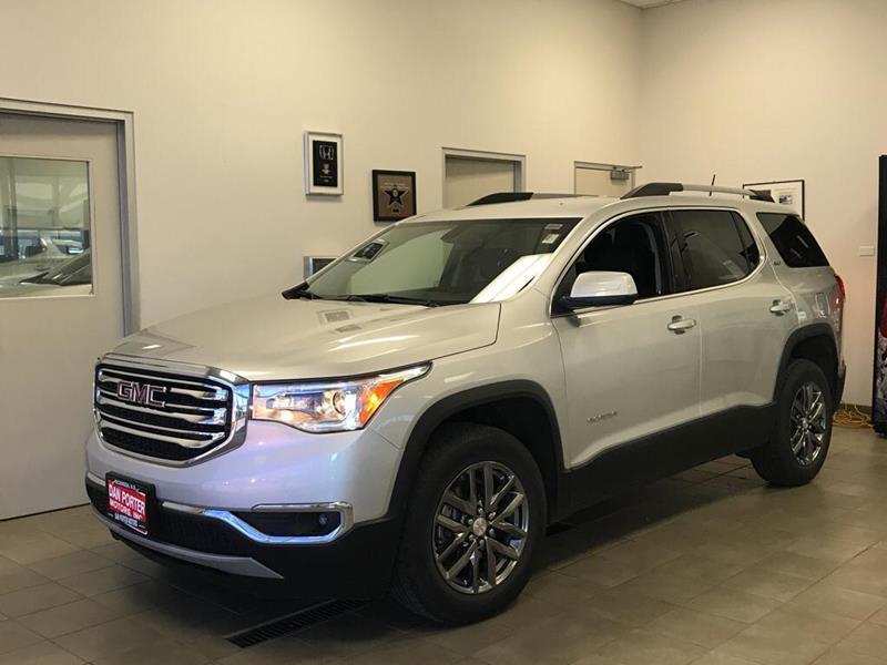 Car Dealerships In Dickinson Nd >> 2019 Gmc Acadia 4x4 Slt 1 4dr Suv In Dickinson Nd Dan