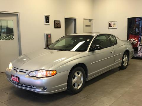 2001 Chevrolet Monte Carlo for sale in Dickinson, ND