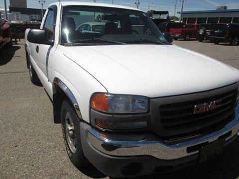 2004 GMC Sierra 1500 for sale in Billings, MT
