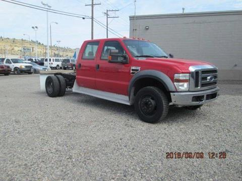 2008 Ford F-450 for sale in Billings, MT