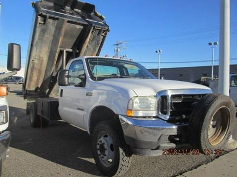 2002 Ford F-450 Super Duty for sale in Billings, MT