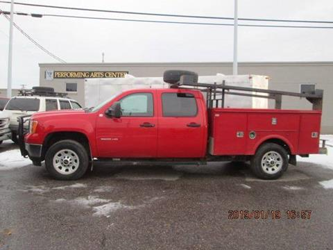 2013 GMC Sierra 3500HD for sale in Billings, MT