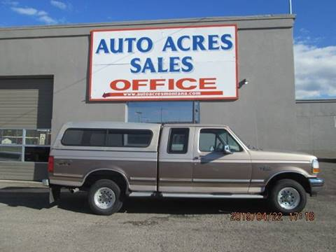 1993 Ford F-150 for sale in Billings, MT