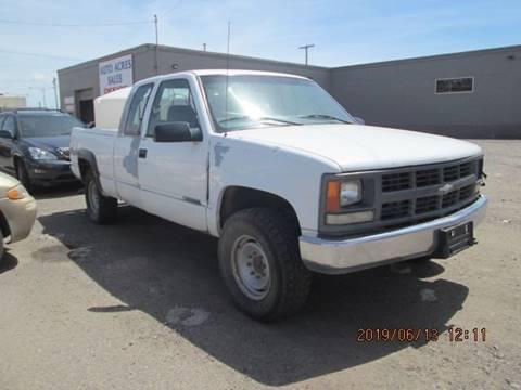 2000 Chevrolet C/K 2500 Series for sale in Billings, MT