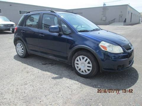 2010 Suzuki SX4 Crossover for sale in Billings, MT