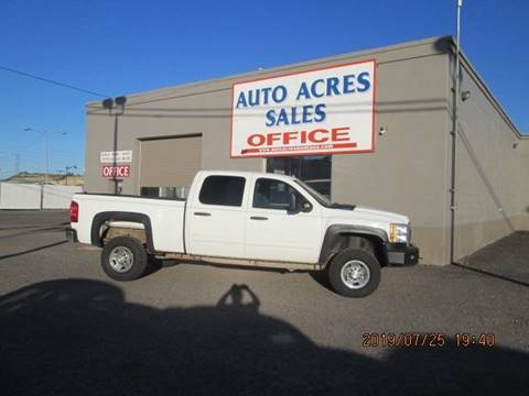 2009 Chevrolet Silverado 2500HD for sale in Billings, MT