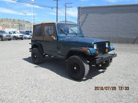 1995 Jeep Wrangler for sale in Billings, MT