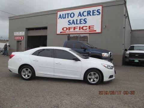 2015 Chevrolet Malibu for sale in Billings, MT