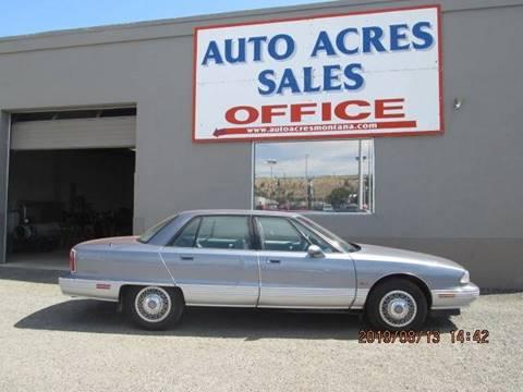 1991 Oldsmobile Ninety-Eight for sale in Billings, MT