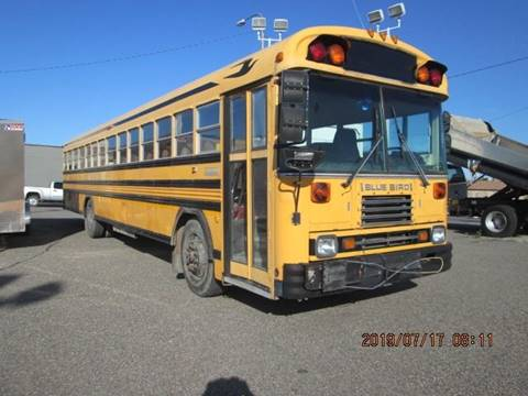 1991 Blue Bird All American / All Canadian for sale in Billings, MT