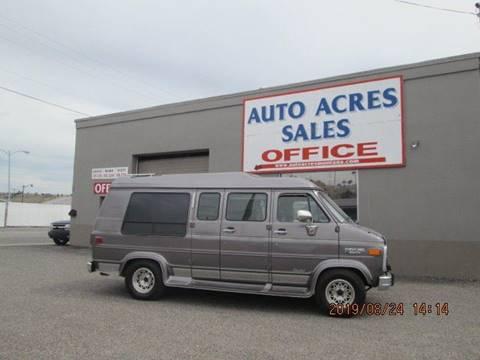 1993 Chevrolet Chevy Van for sale in Billings, MT