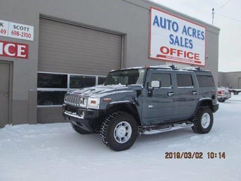 2005 HUMMER H2 for sale in Billings, MT
