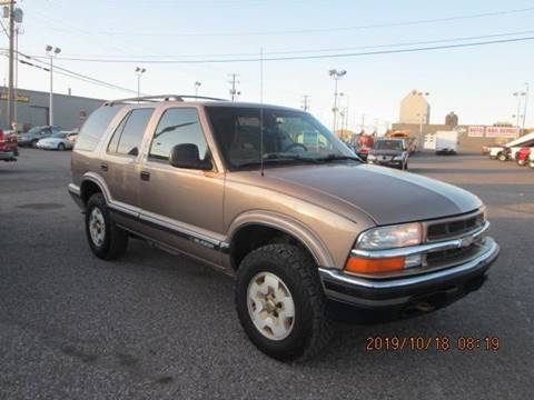 1997 Chevrolet Blazer for sale in Billings, MT