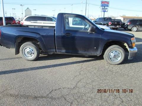 2008 GMC Canyon for sale in Billings, MT