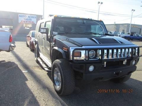 2007 HUMMER H2 for sale in Billings, MT