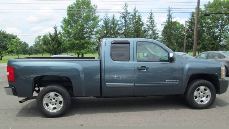 2010 Chevrolet Silverado 1500 4x4 LT 4dr Extended Cab 6.5 ft. SB - Columbus OH