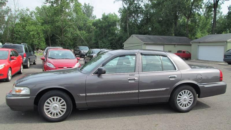 2007 Mercury Grand Marquis LS 4dr Sedan - Columbus OH