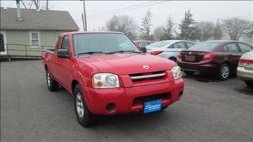 2004 Nissan Frontier for sale in Columbus, OH