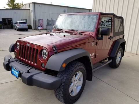 Jeep Wrangler For Sale In Columbus Oh Carsforsale Com