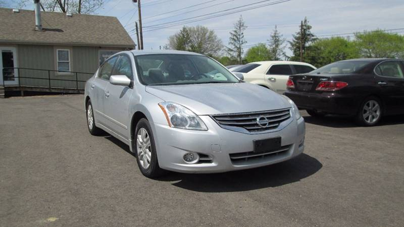 2010 Nissan Altima 2.5 S 4dr Sedan - Columbus OH