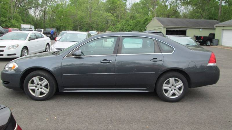 2011 Chevrolet Impala LS Fleet 4dr Sedan w/1FL - Columbus OH