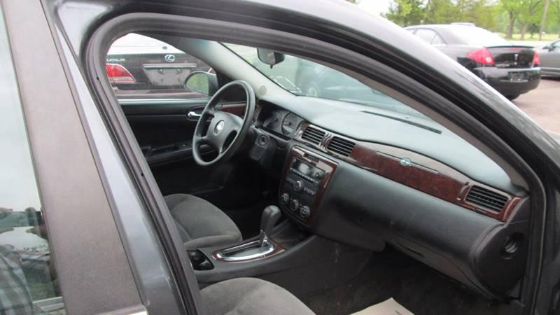 2011 Chevrolet Impala LS Fleet 4dr Sedan w/1FL - Columbus OH