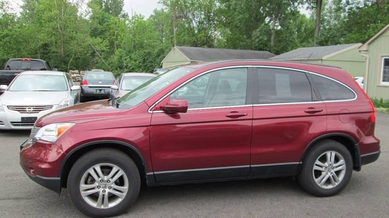 2010 Honda CR-V AWD EX-L 4dr SUV w/Navi - Columbus OH