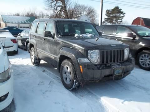 2010 Jeep Liberty for sale in Medina, NY