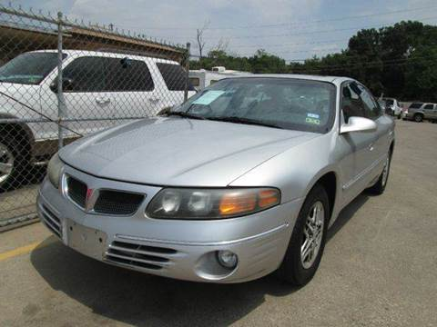 2000 Pontiac Bonneville for sale in Dallas, TX