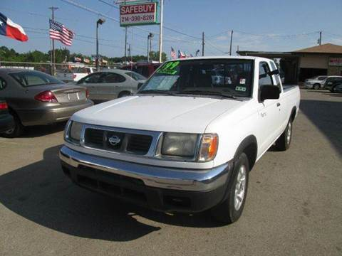 1998 Nissan Frontier for sale in Dallas, TX