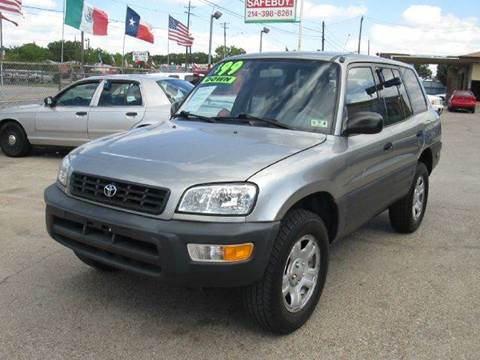 1999 Toyota RAV4 for sale in Dallas, TX