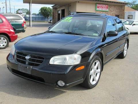 2000 Nissan Maxima for sale in Dallas, TX