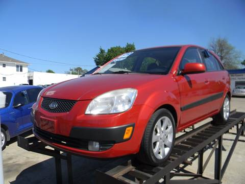2007 Kia Rio5 for sale in Dallas, TX