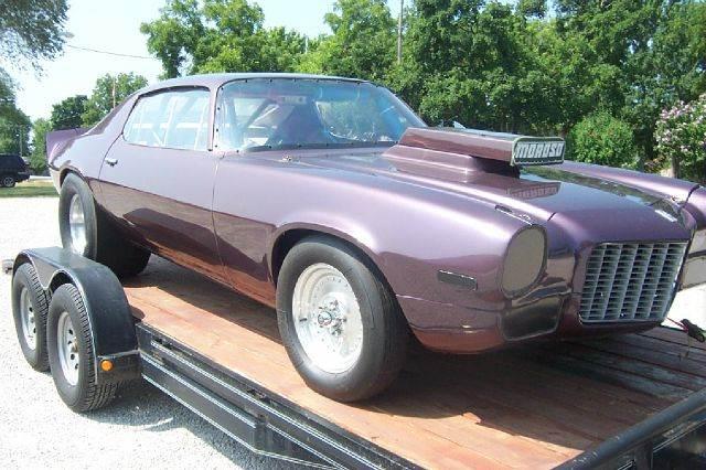 Used 1969 Chevrolet Camaro For Sale - CarGurus