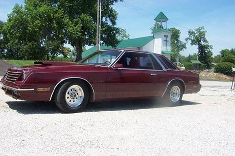 1980 Dodge Mirada for sale in West Line, MO