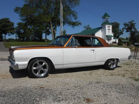 1964 Chevrolet Malibu for sale in West Line, MO