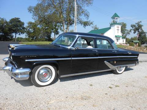 1955 Lincoln Capri for sale in West Line, MO