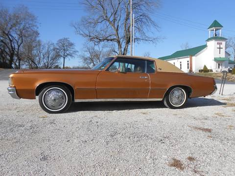 1972 Pontiac Grand Prix for sale in West Line, MO