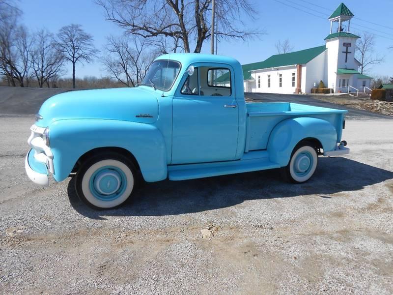 1954 Chevrolet C/K 10 Series