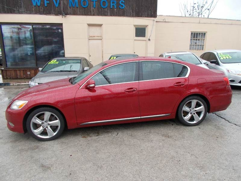 2010 Lexus GS 350 4dr Sedan - San Antonio TX