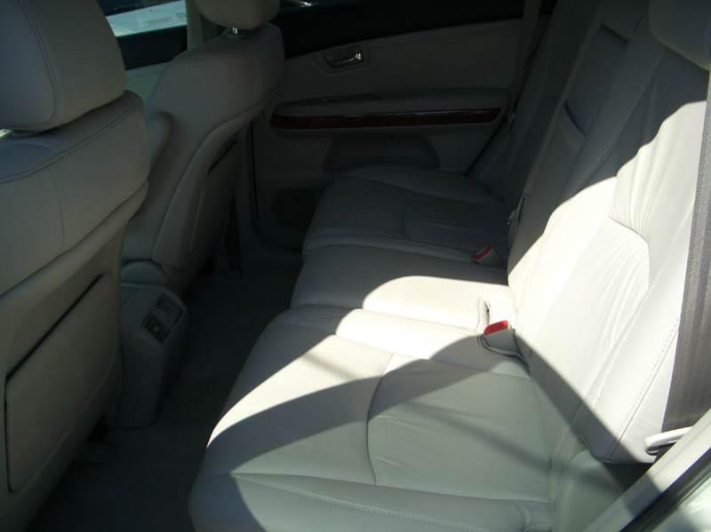 2005 Lexus RX 330 Fwd 4dr SUV - San Antonio TX