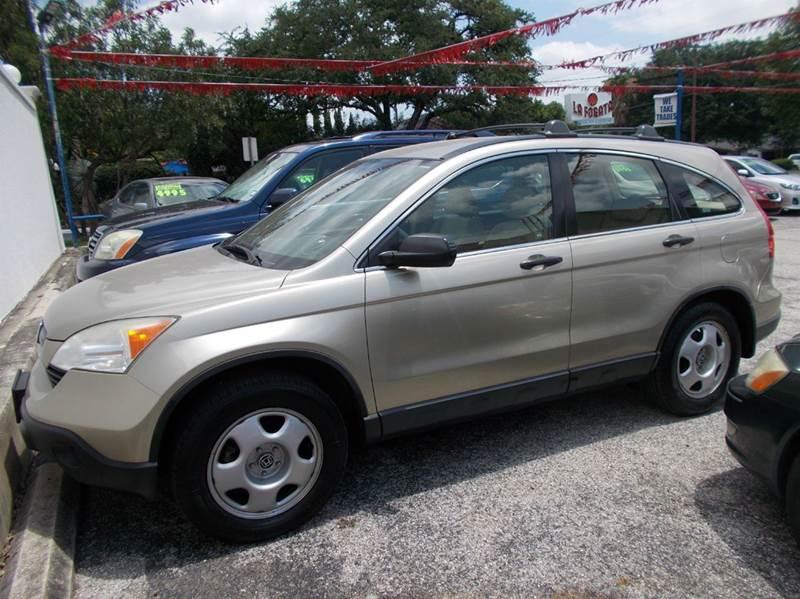 2007 Honda CR-V LX 4dr SUV - San Antonio TX